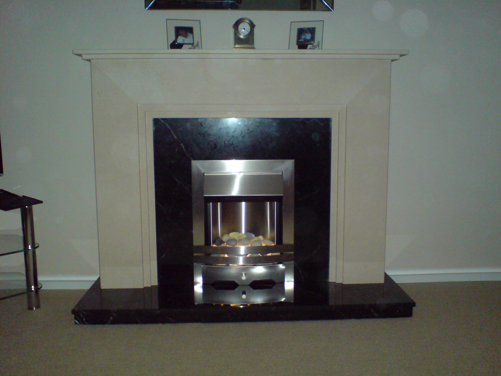 fire surround for electric fire